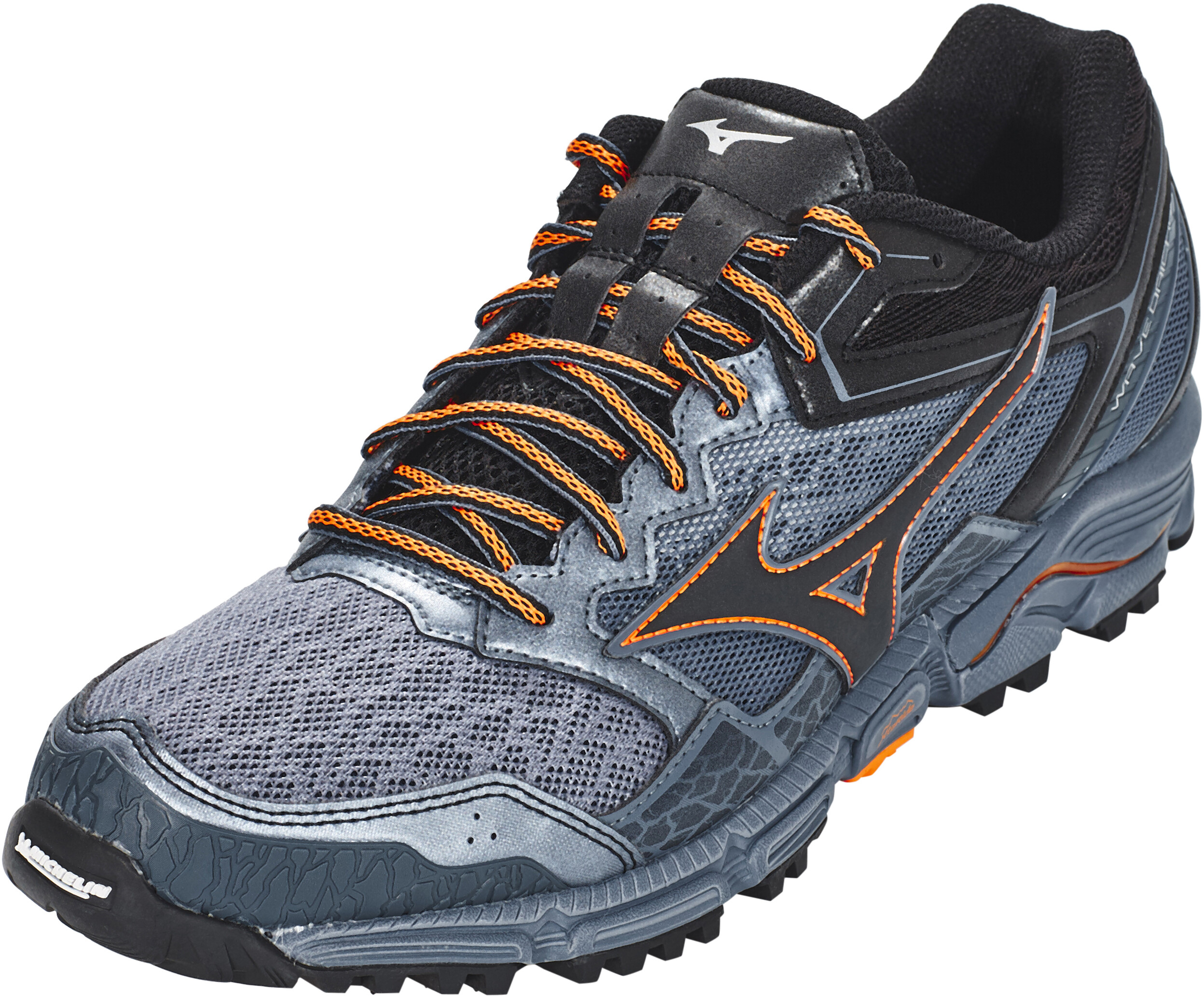 4e045f23c0f Mizuno Wave Daichi 3 Running Shoes Men grey black at Bikester.co.uk